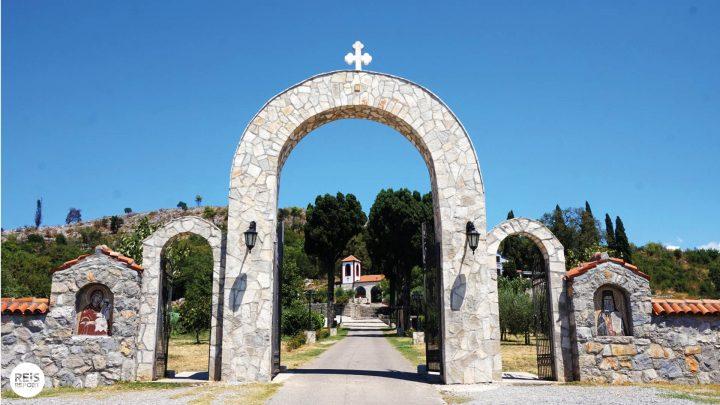 monatery klooster podgorica