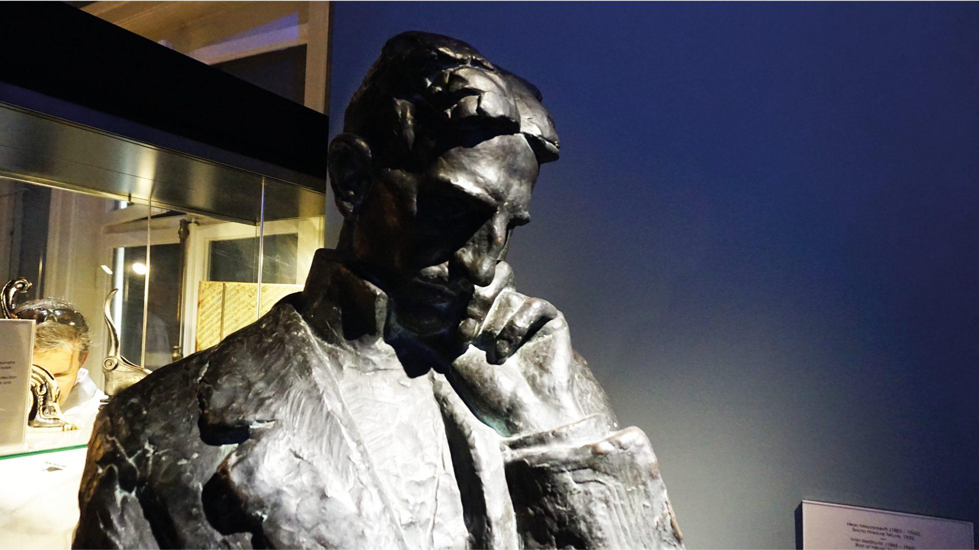 nikola tesla museum belgrado