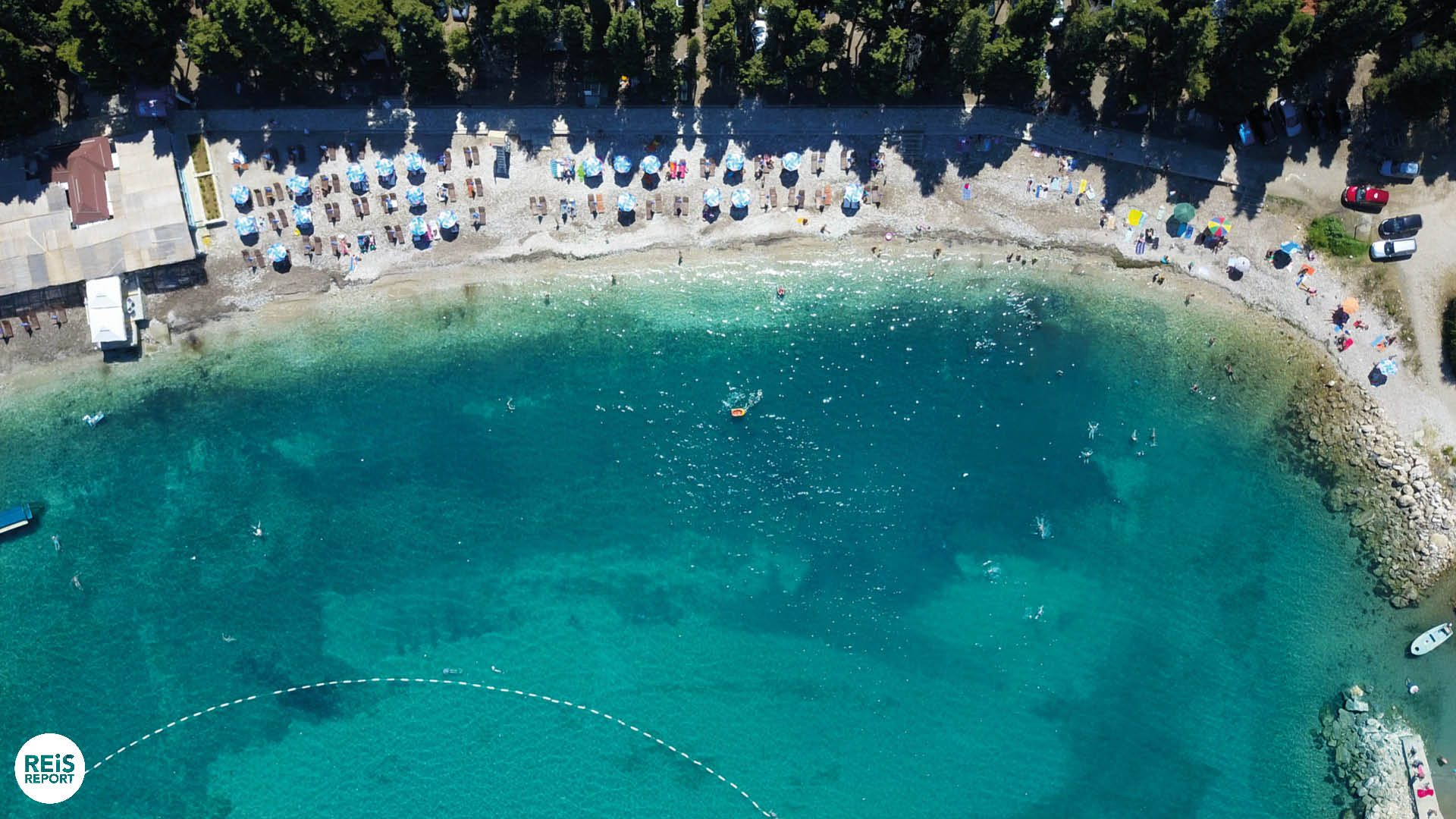 ulcinje montenegro strand 3