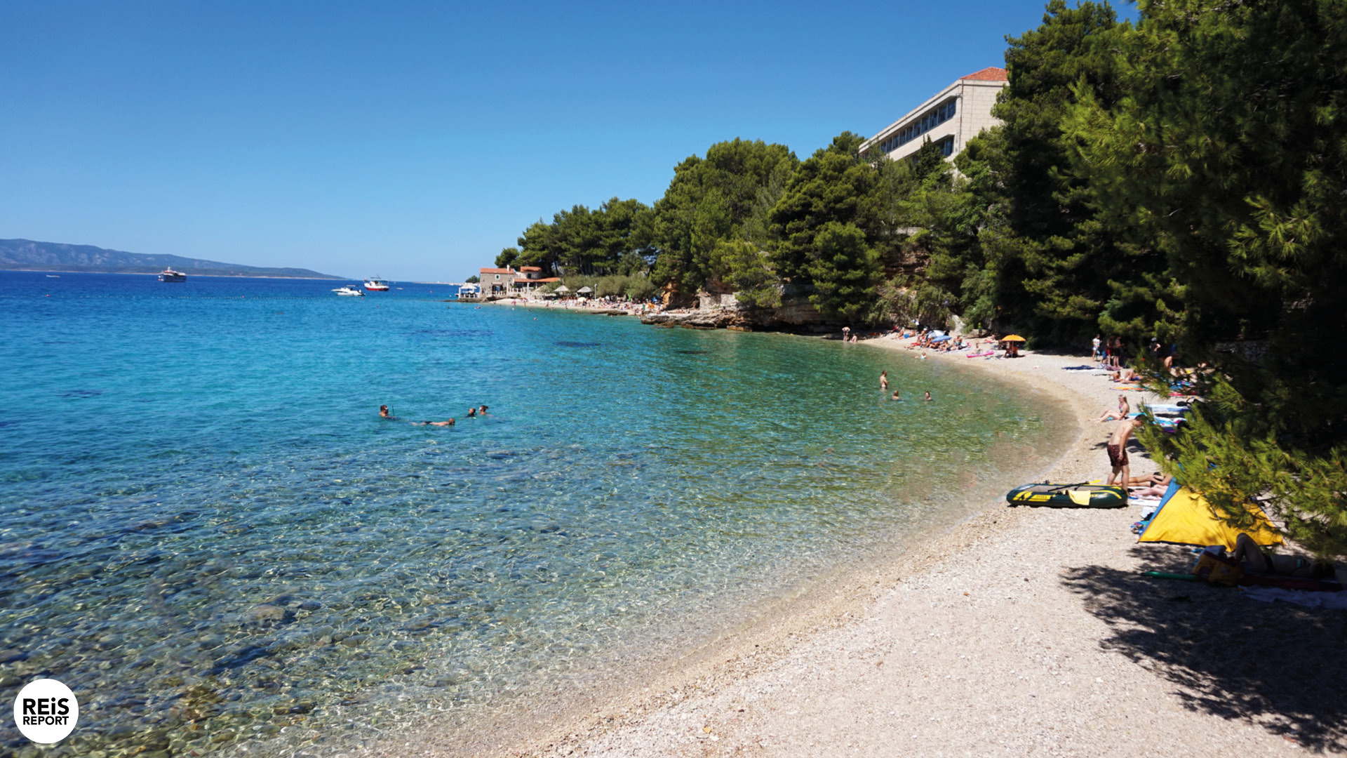 kroatie mooiste stranden top vijf