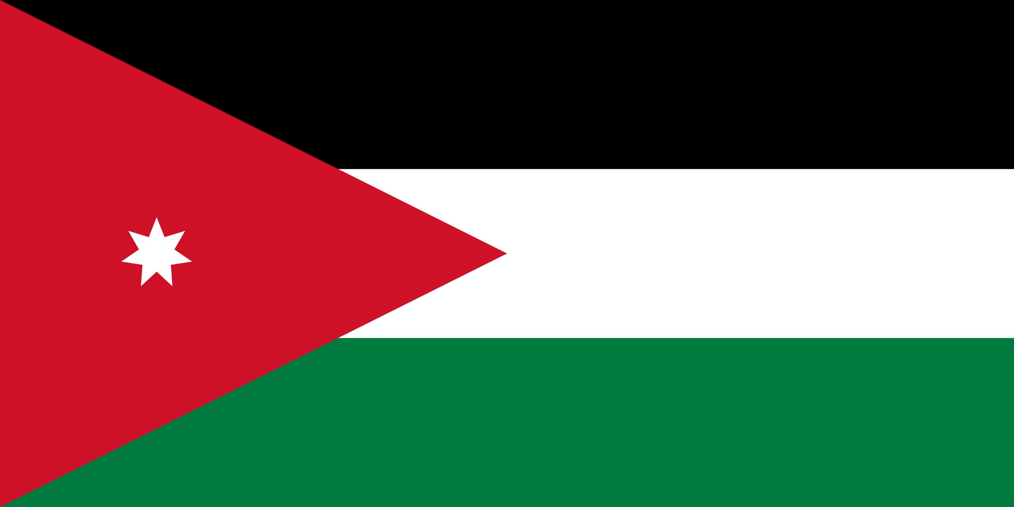 jordanie reisgids