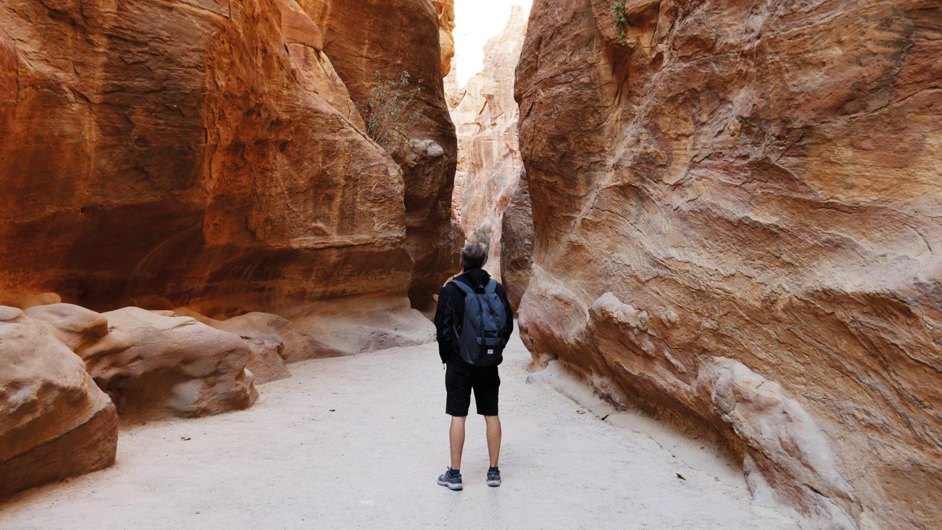 reizen vergelijken jordanië