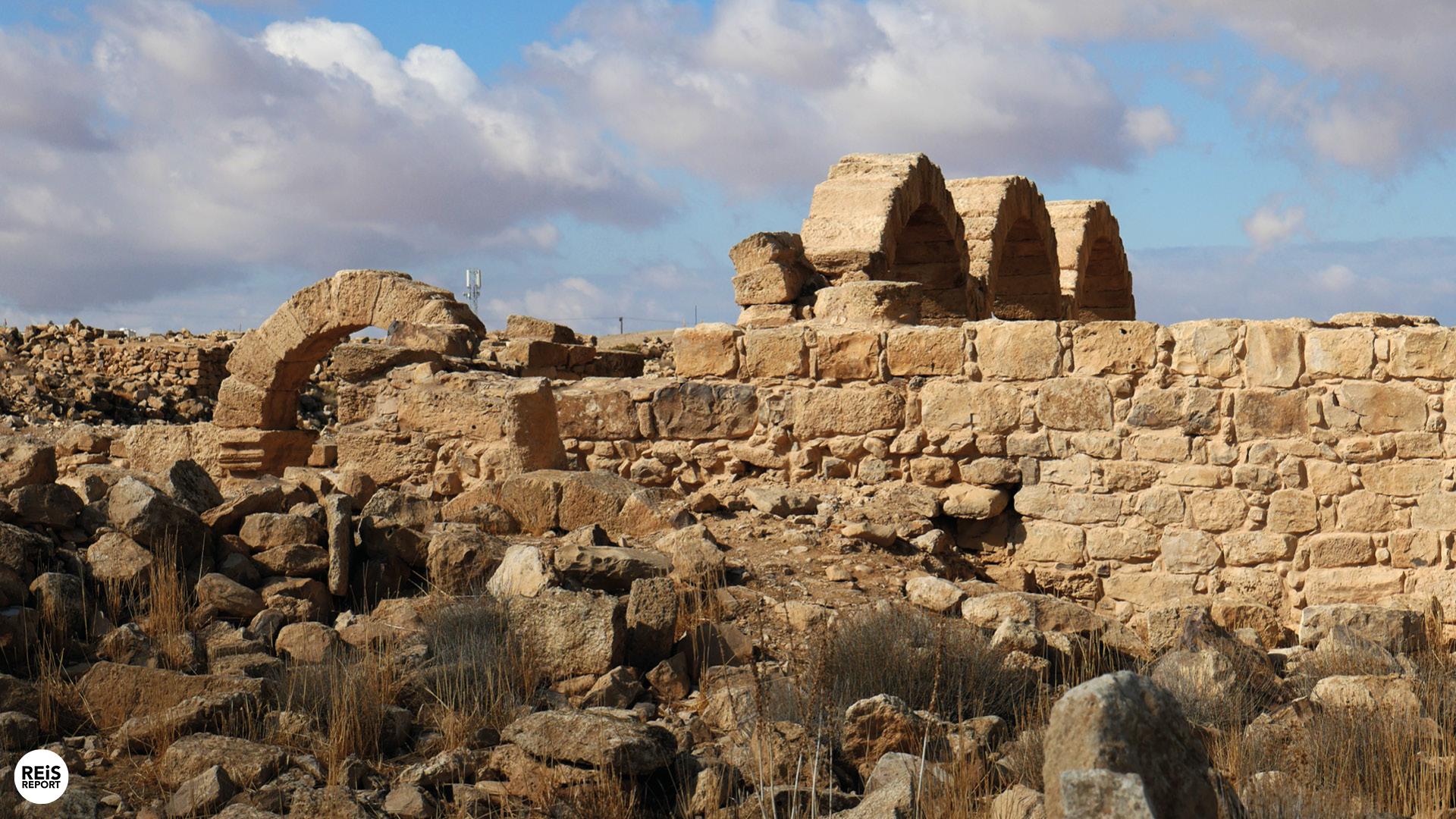 Um er-Rasas jordanie