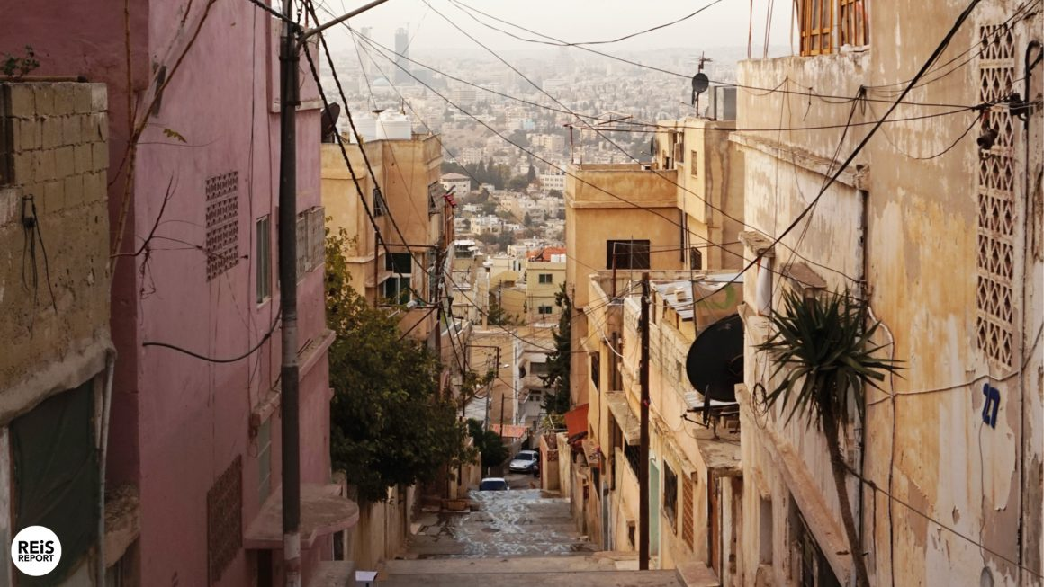 abu darwish moskee amman jordanië