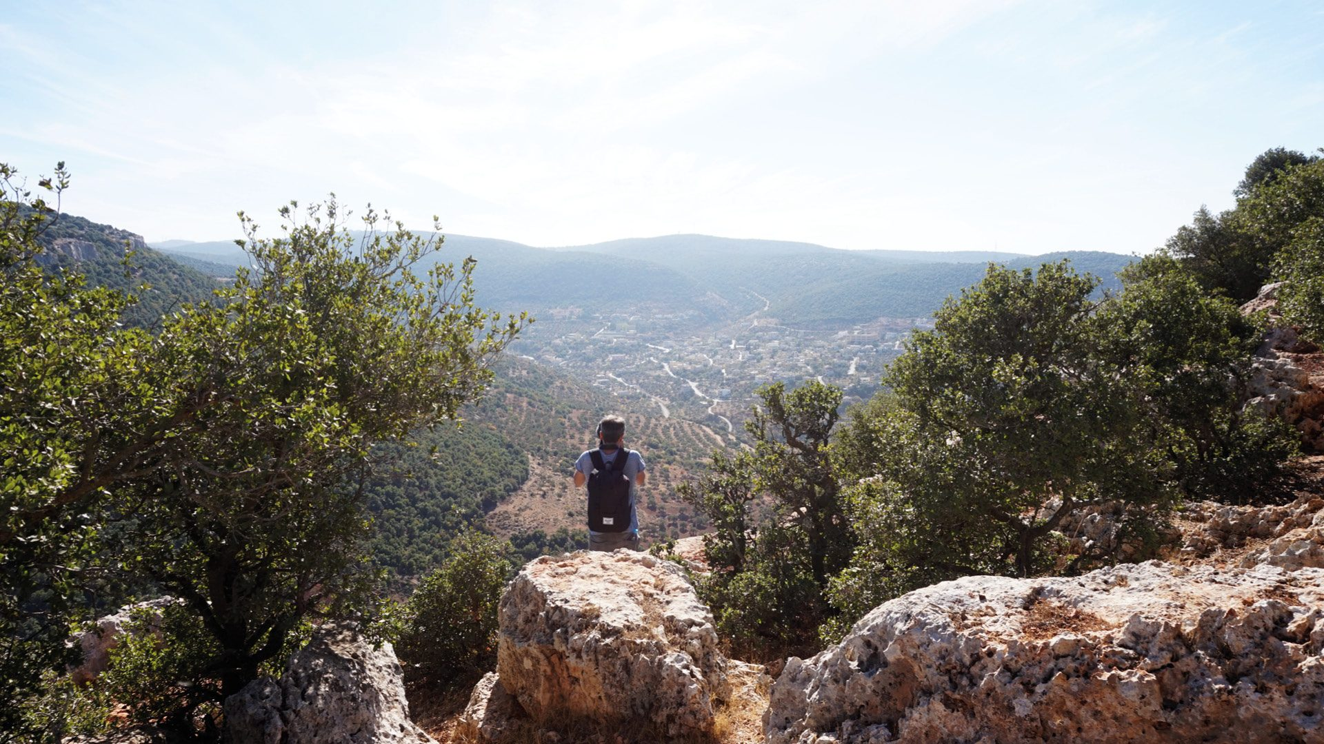 ajlun jordan hiking trail