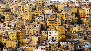 amman bezienswaardigheden jordanie