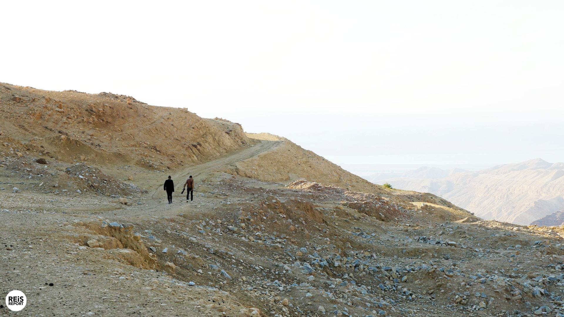 jordan trail wandelen jordanië