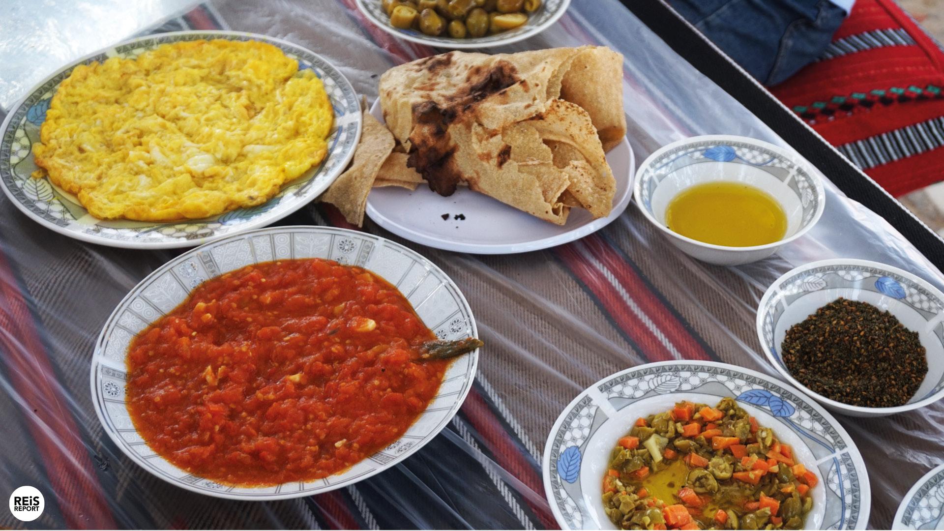 jordanië voor vegetariërs