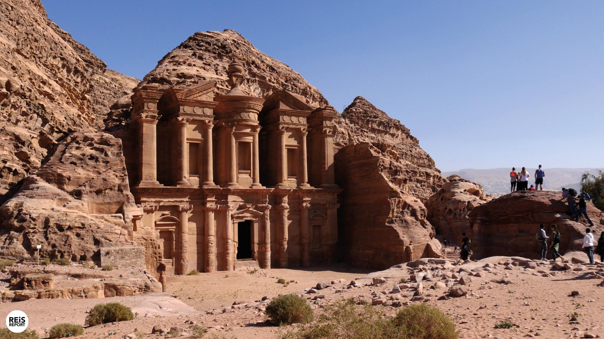 Petra (Wadi Musa) Jordanië
