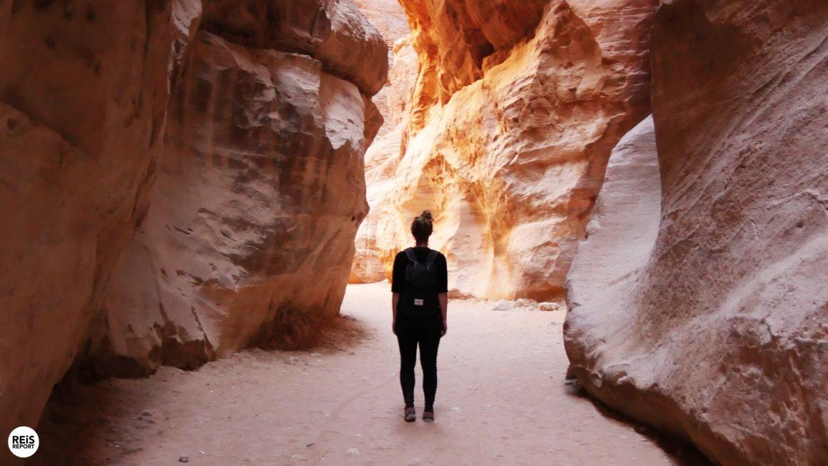 petra kloof jordanie