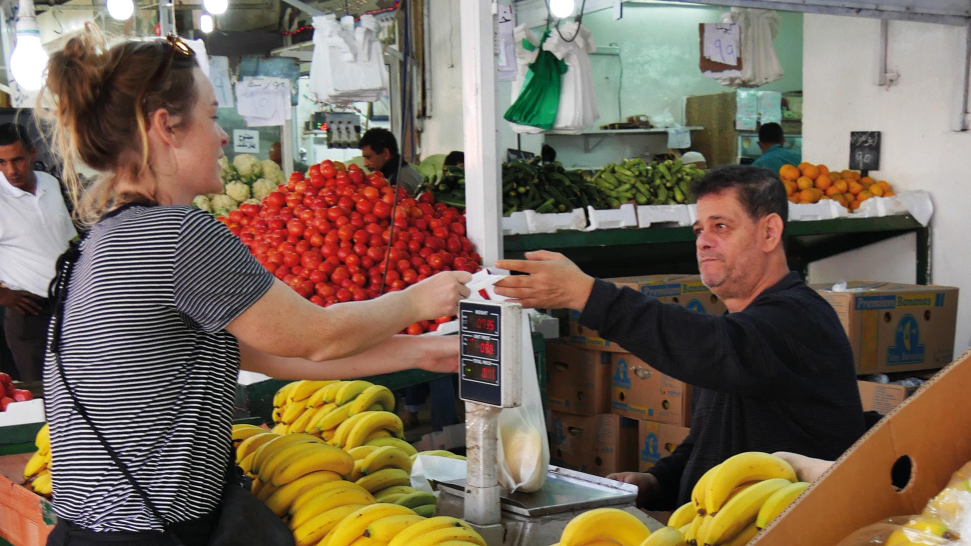 voorbereiding jordanië reis