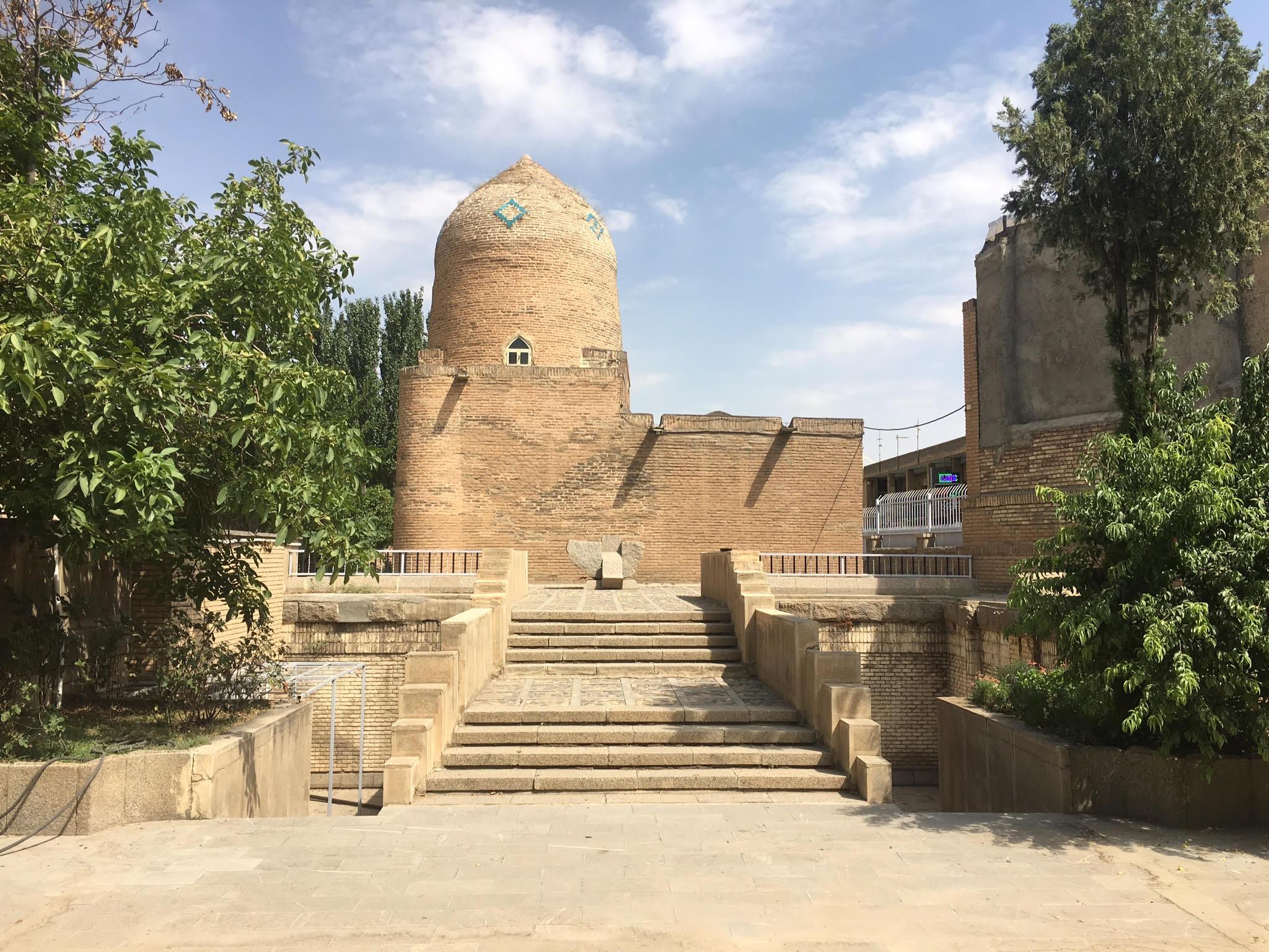 hamadan iran bezoeken