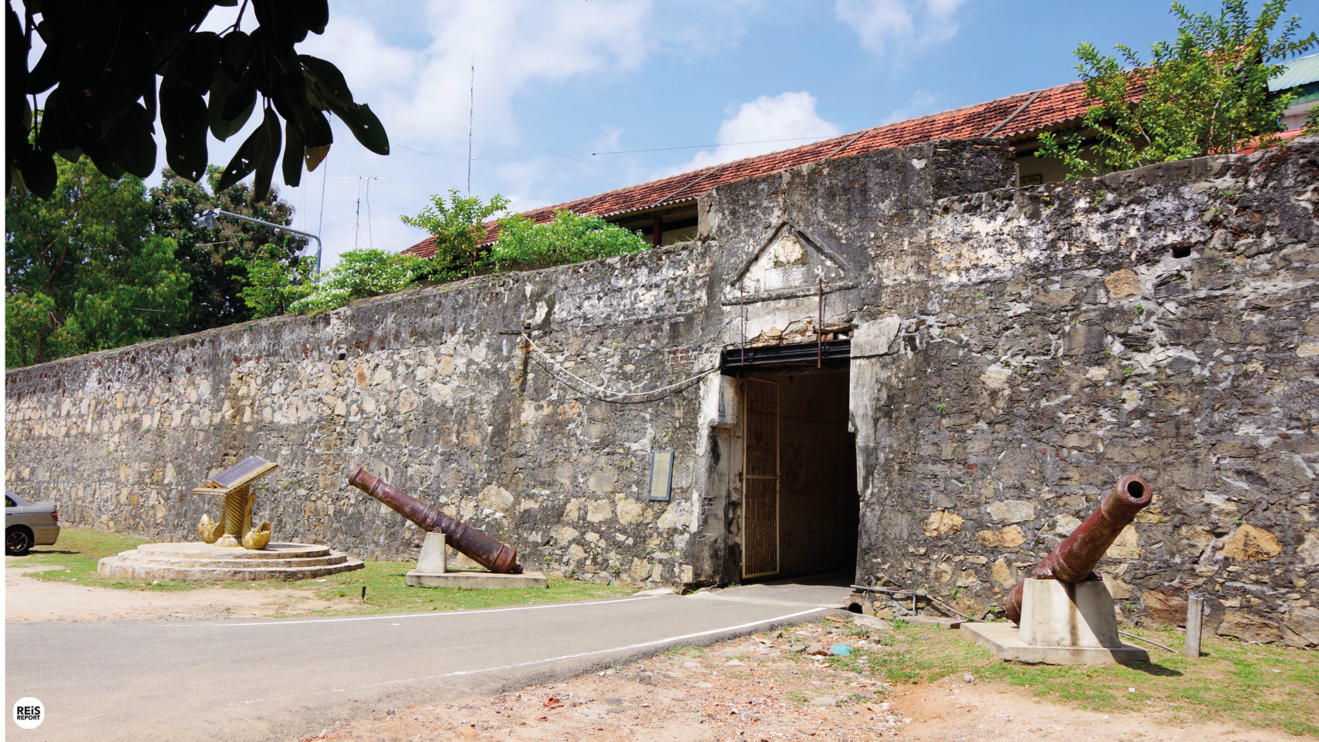 batticaloa hollands fort