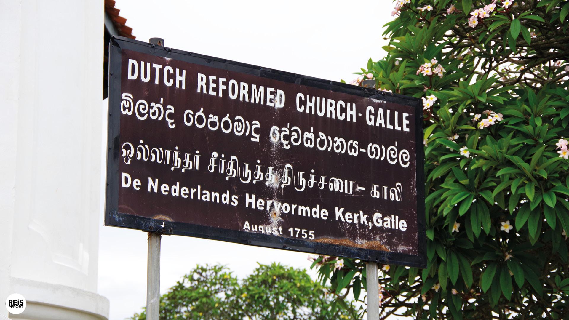 hollandse kerk galle