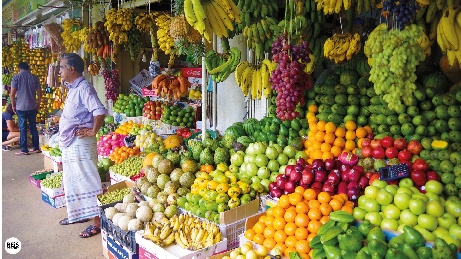 kandy markt souvenirs