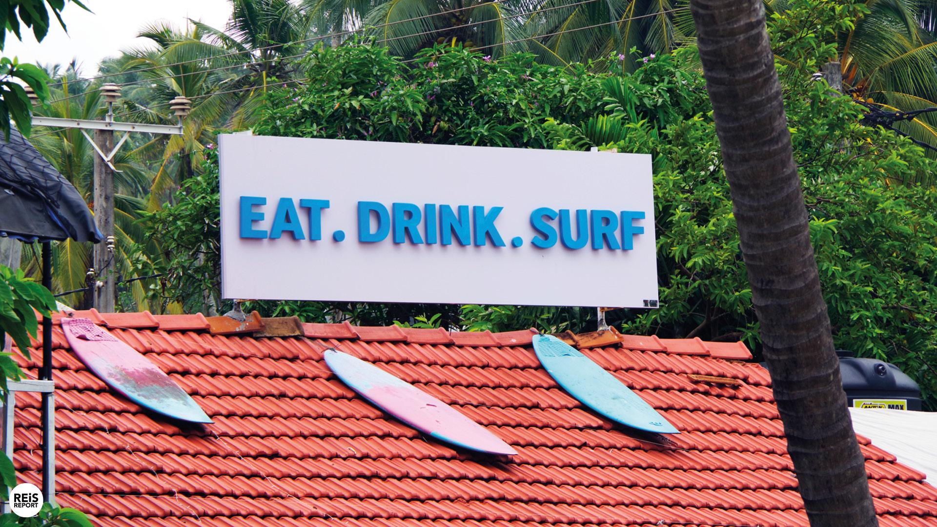 mirissa surfen