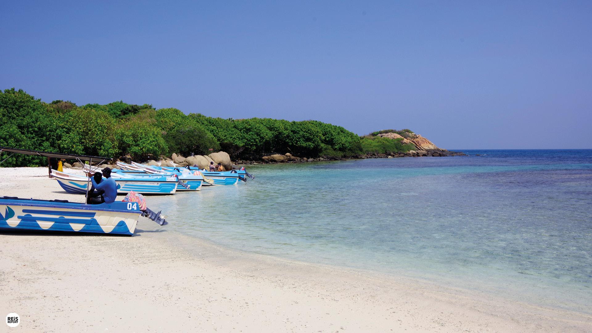 pigeon island trincomalee snorkelen