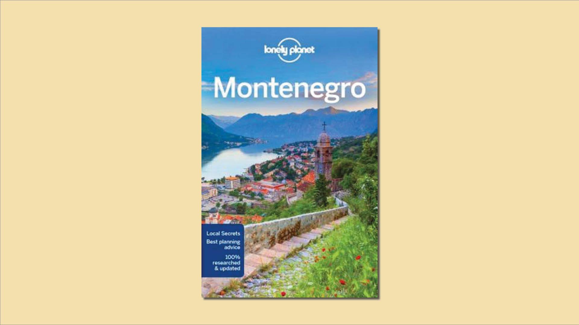 boekentips voor Montenegro