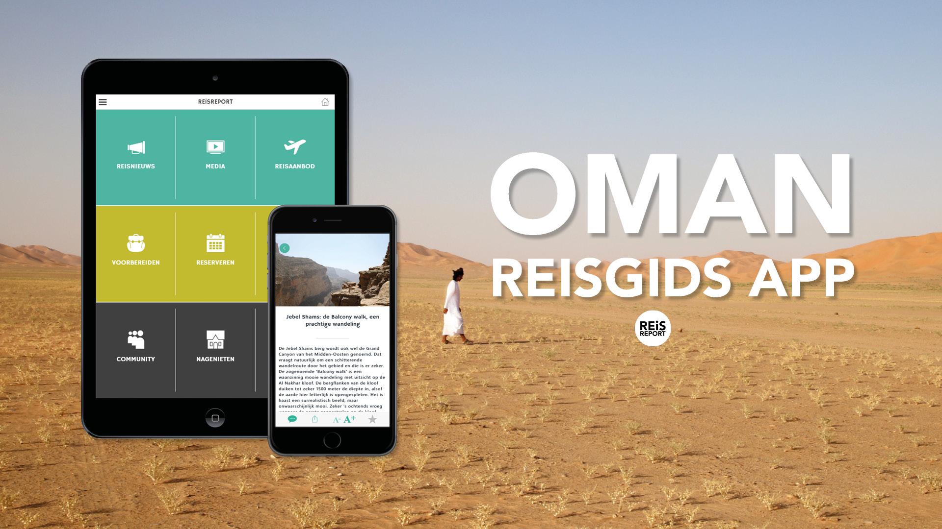 Oman reisgids