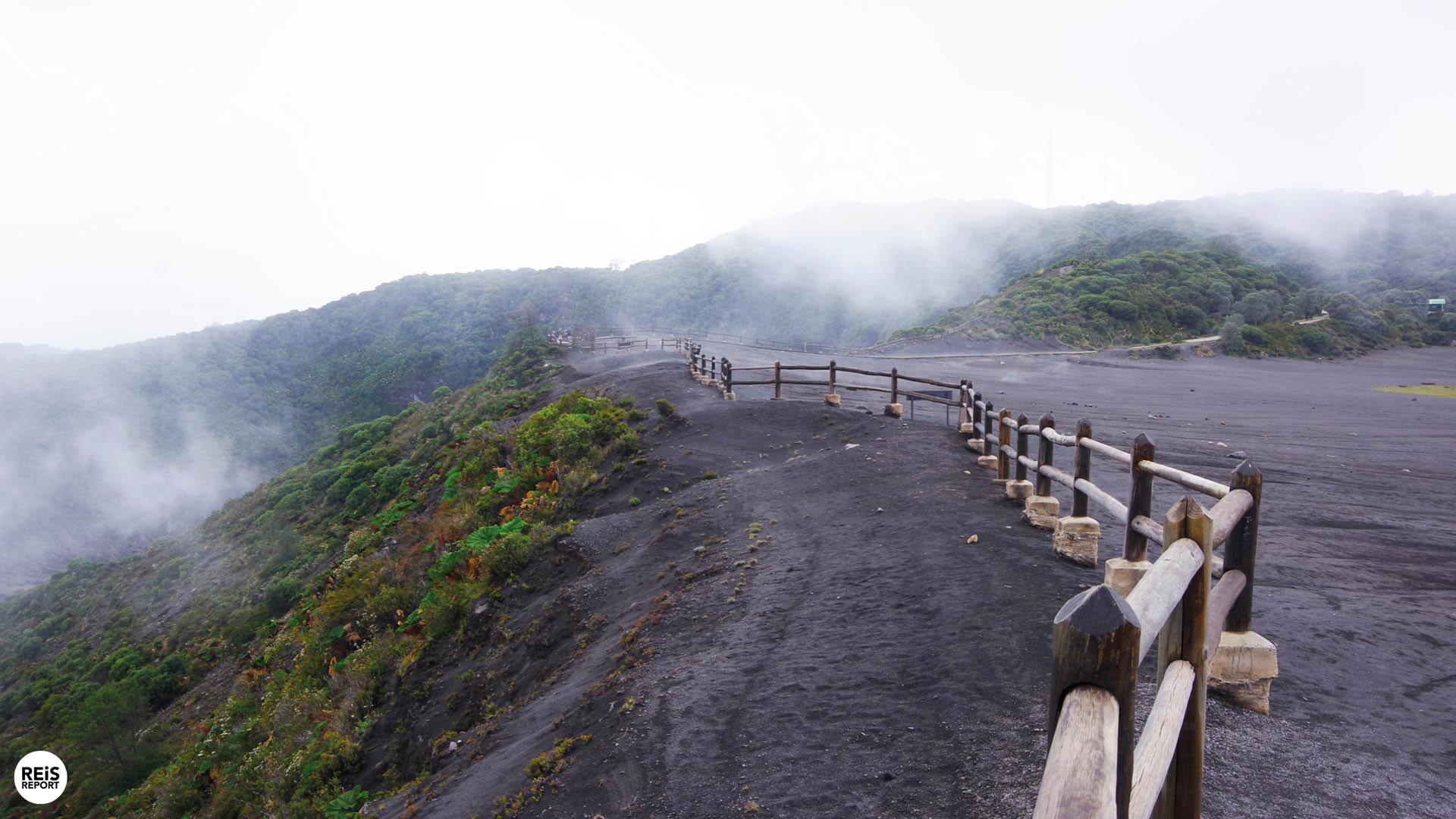 costa rica vulkaan irazú