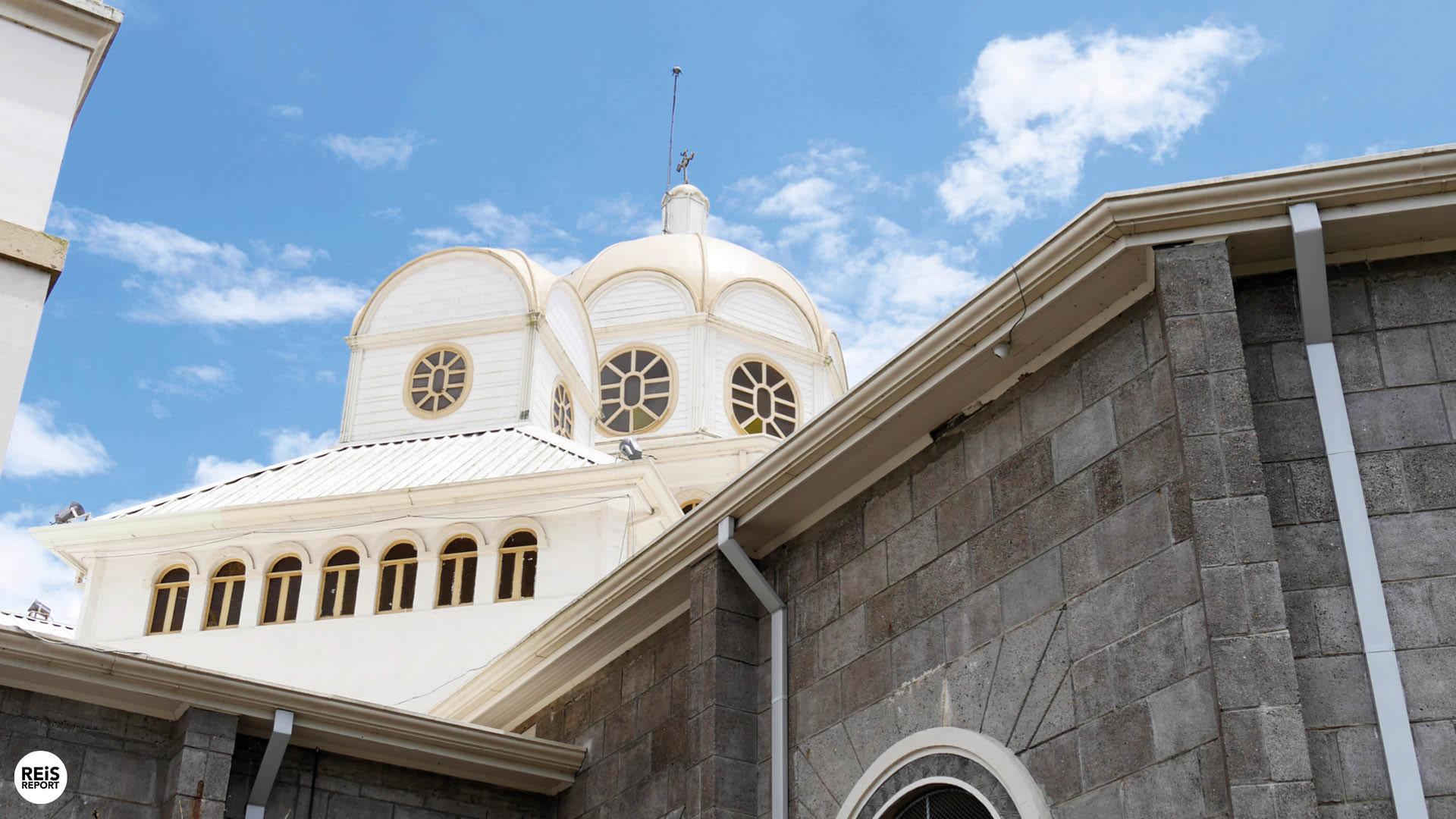 basiliek kerk cartago