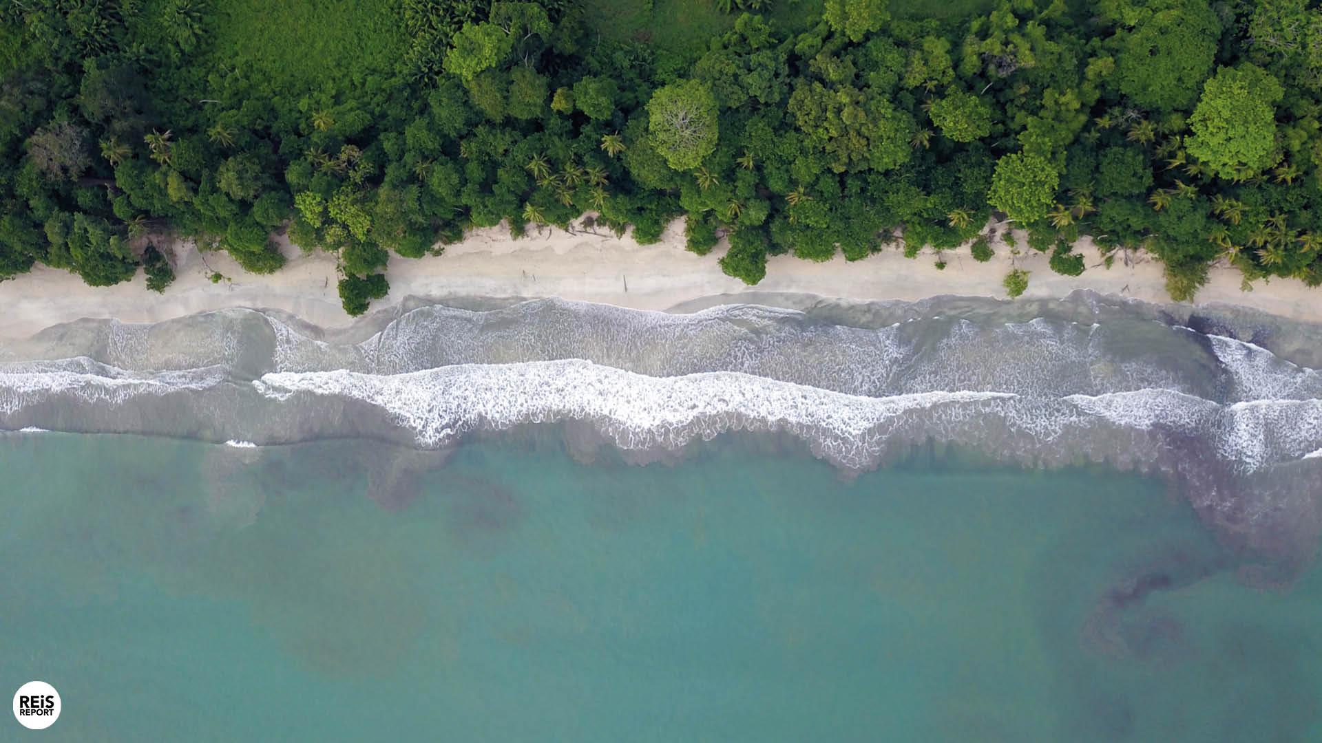cahuita costa rica strand