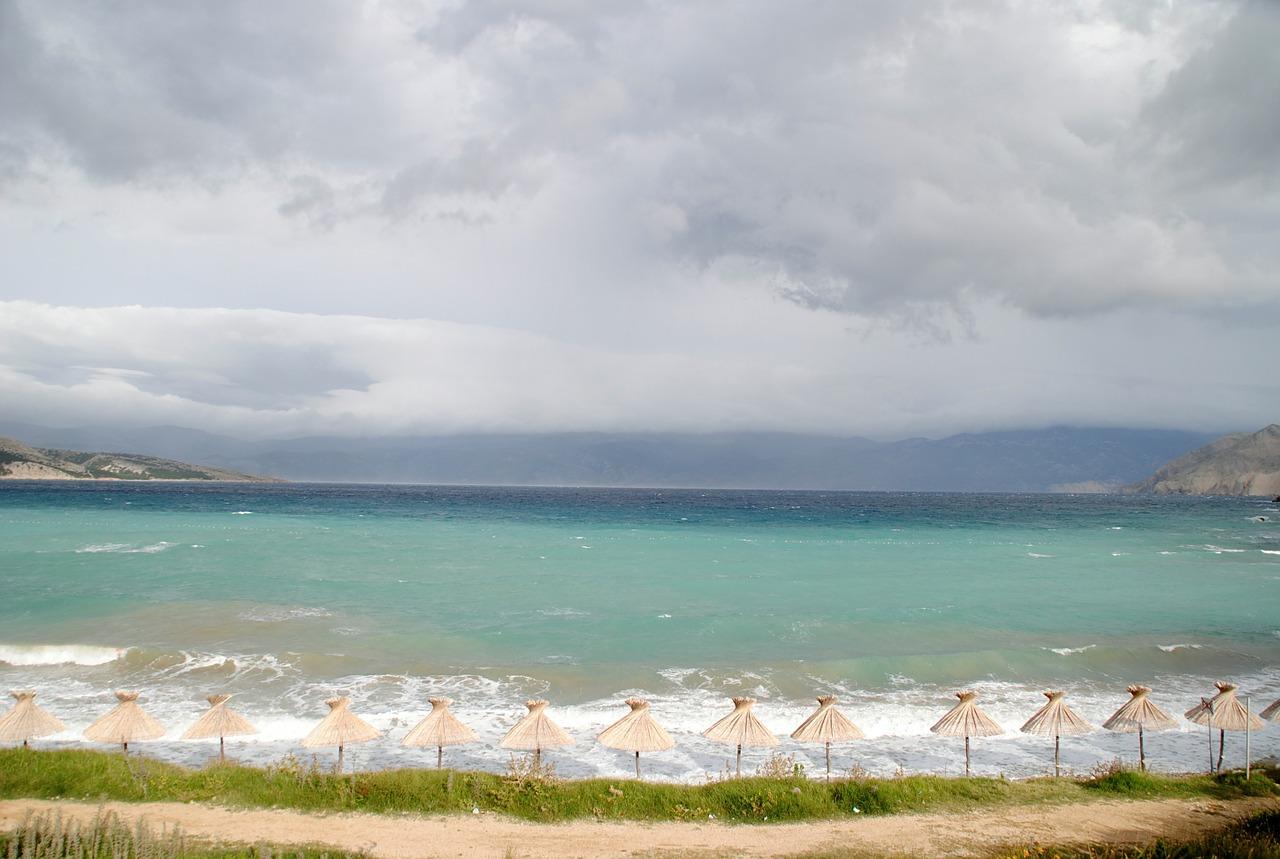Baška Kroatië