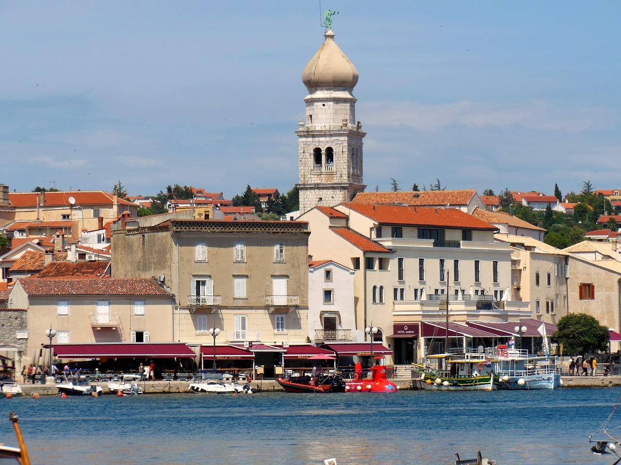 Krk Kroatië
