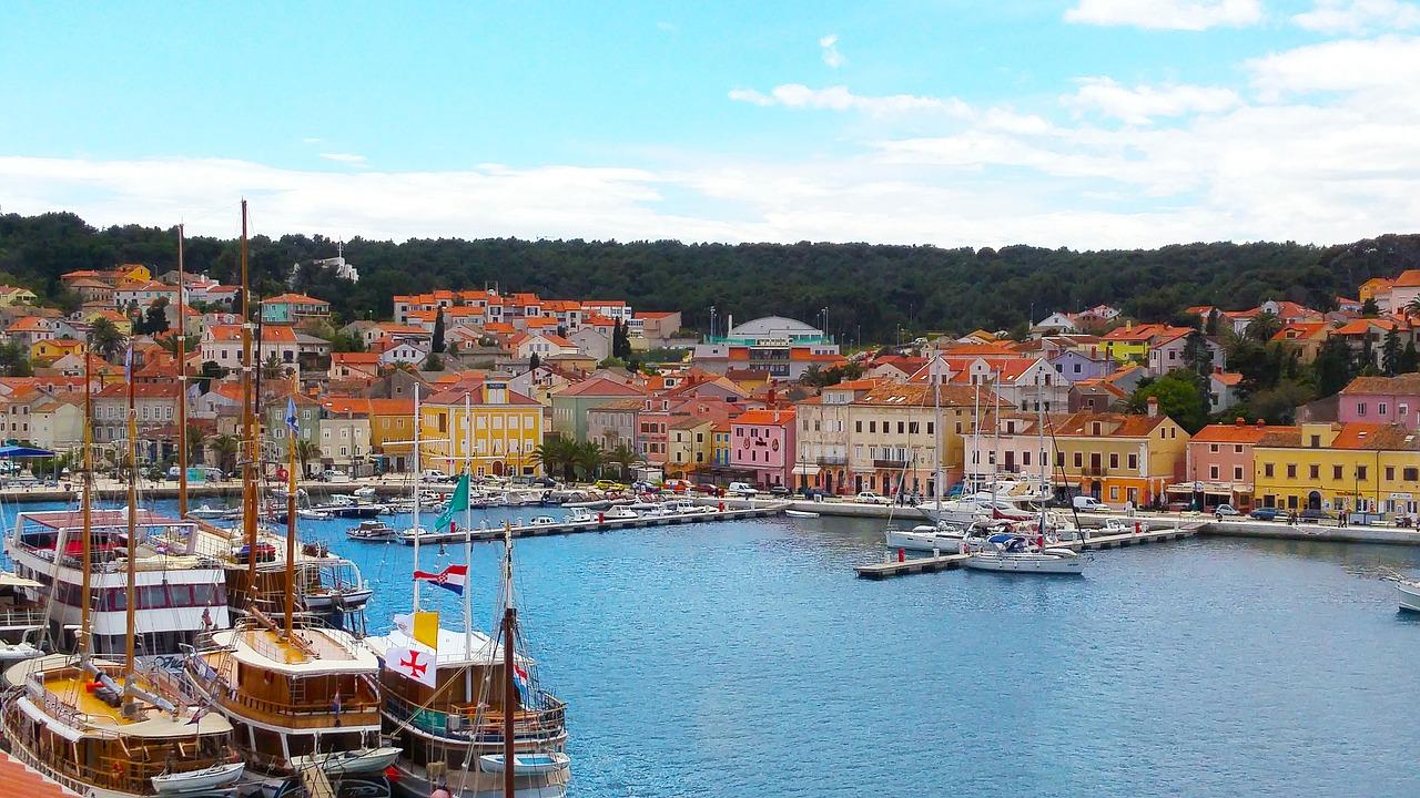 Mali Lošinj Kroatië