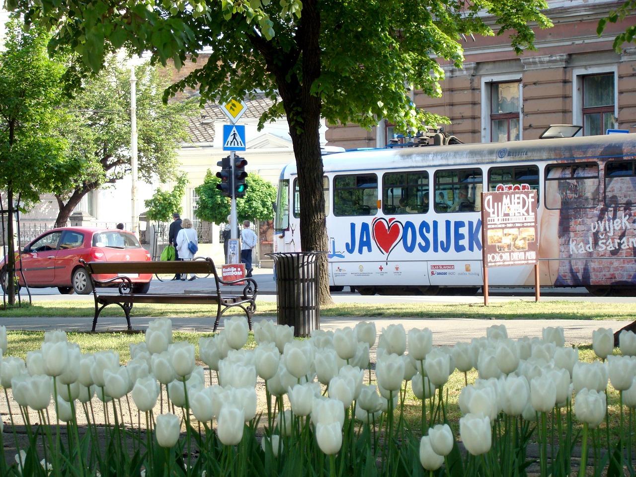 Osijek Kroatië