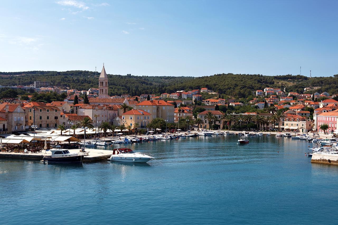 Supetar Kroatië