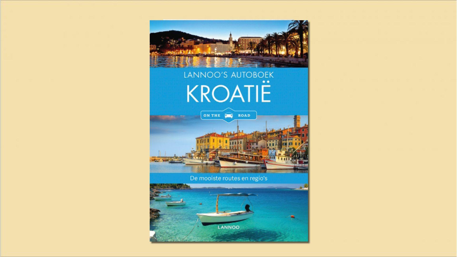 kroatie reisgidsen boeken