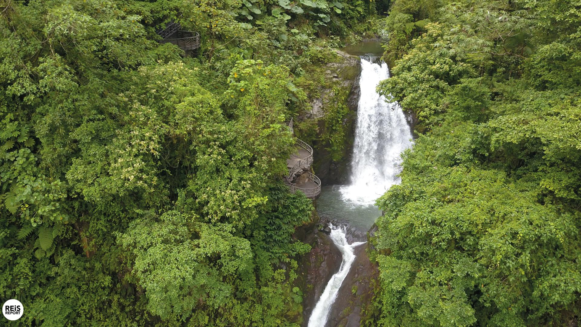 la paz waterval costa rica