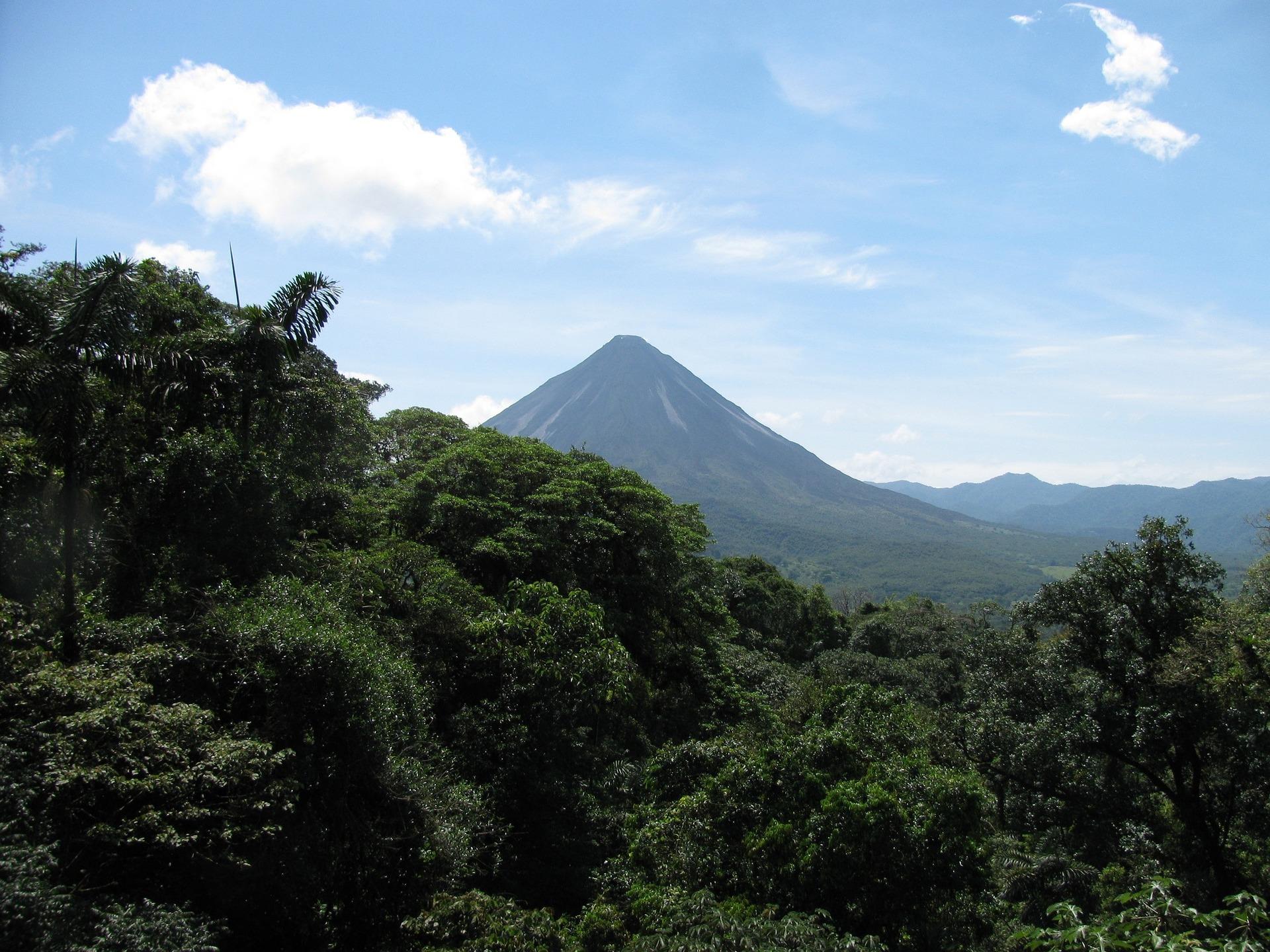 Nuevo Arenal Costa Rica