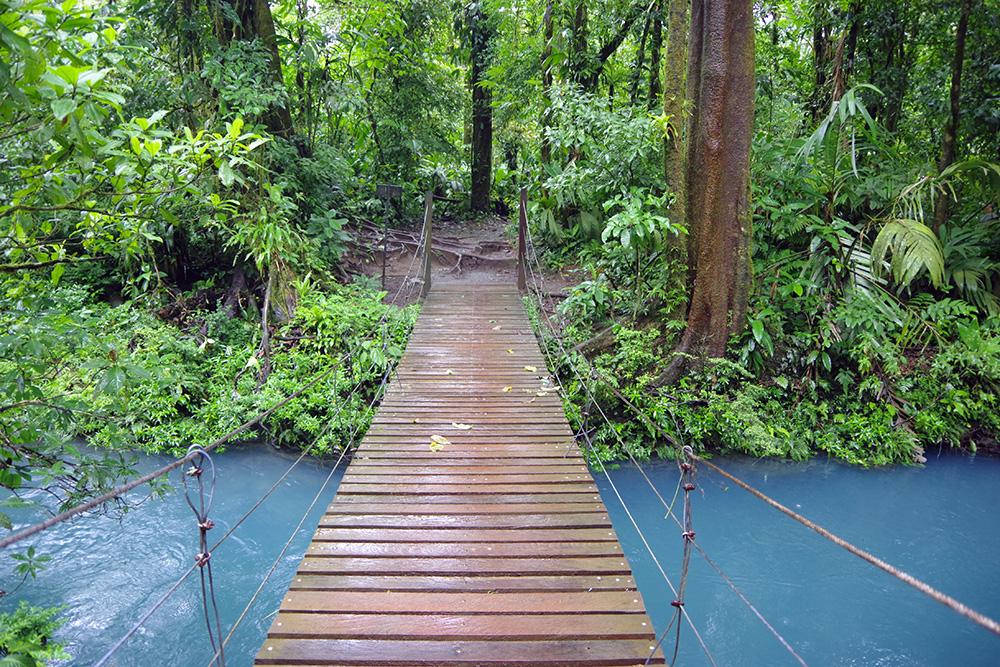 Bijagua (Rio Celeste) Costa Rica