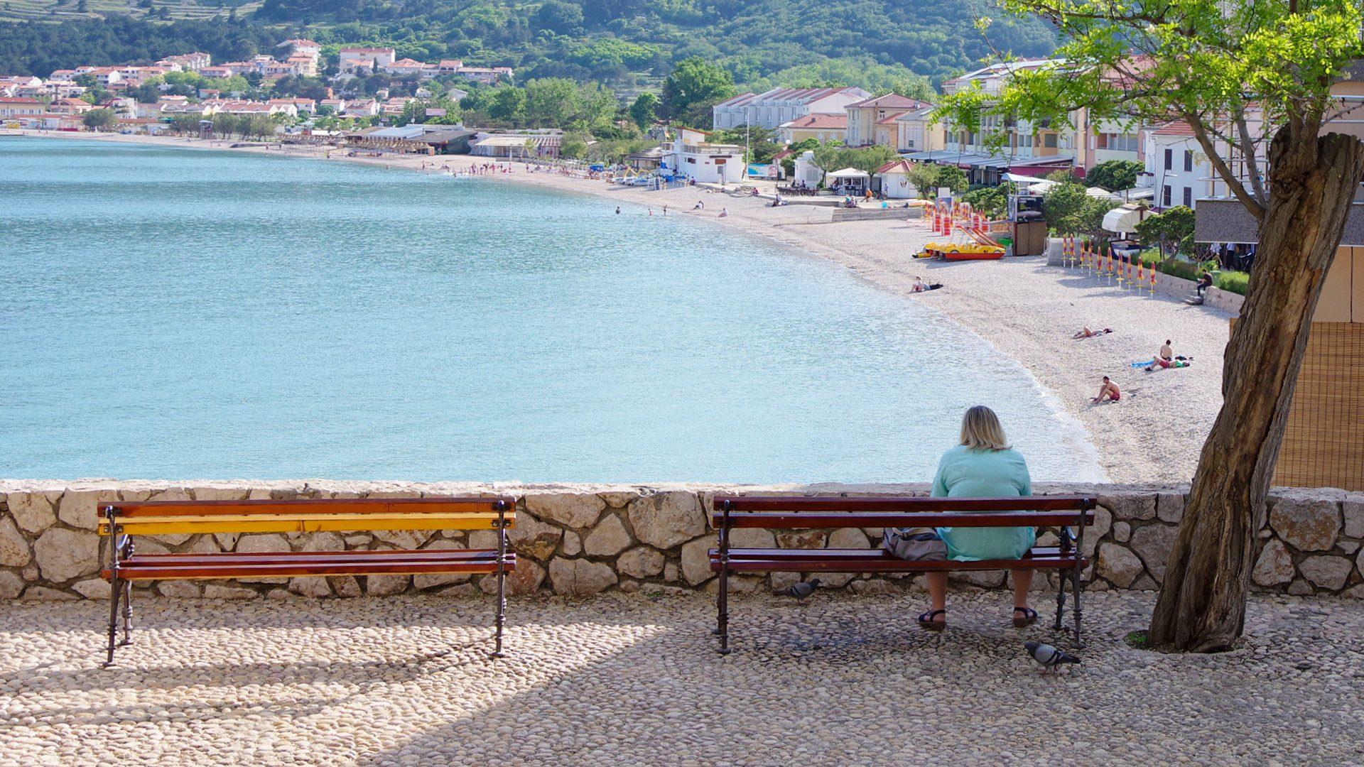 krk eiland baska