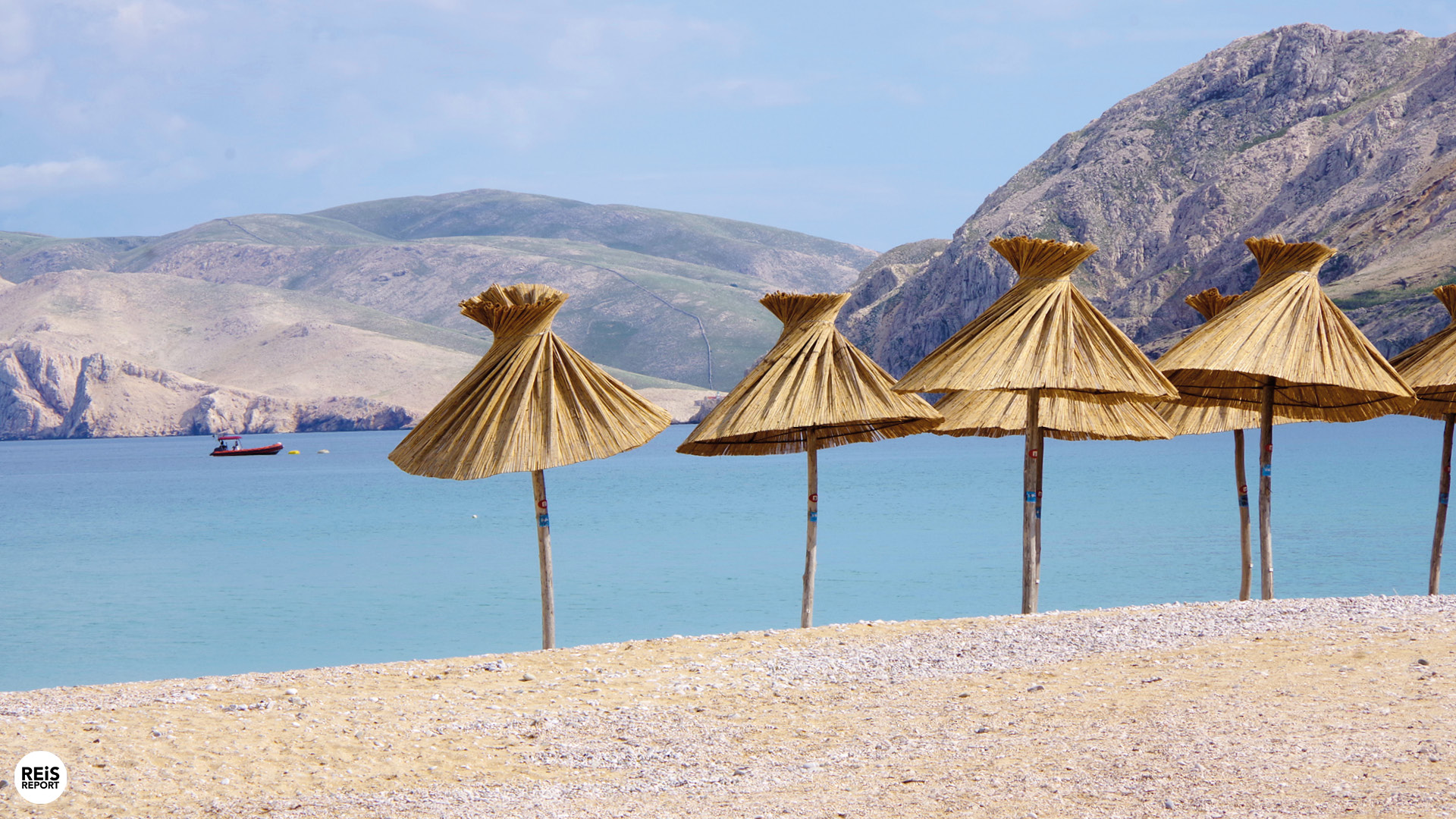 baska kroatie strand