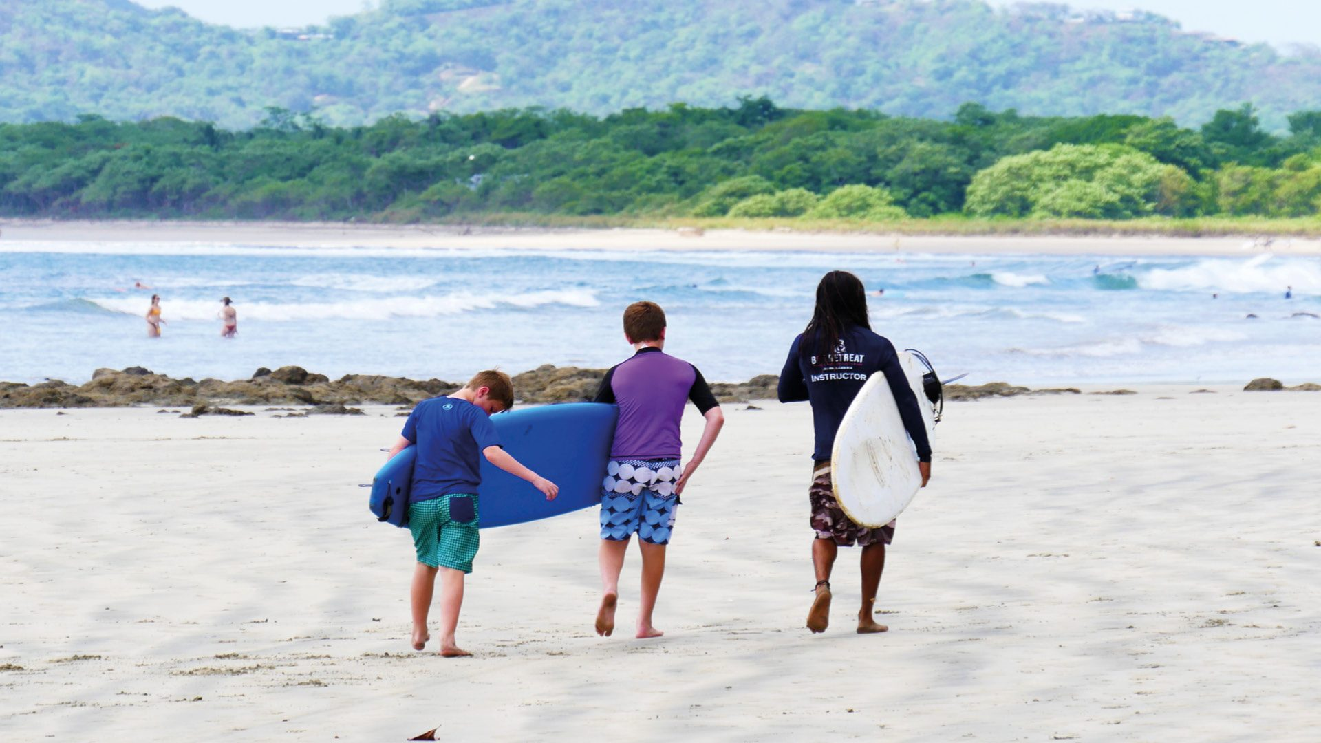 beste reistijd costa rica surfseizoen