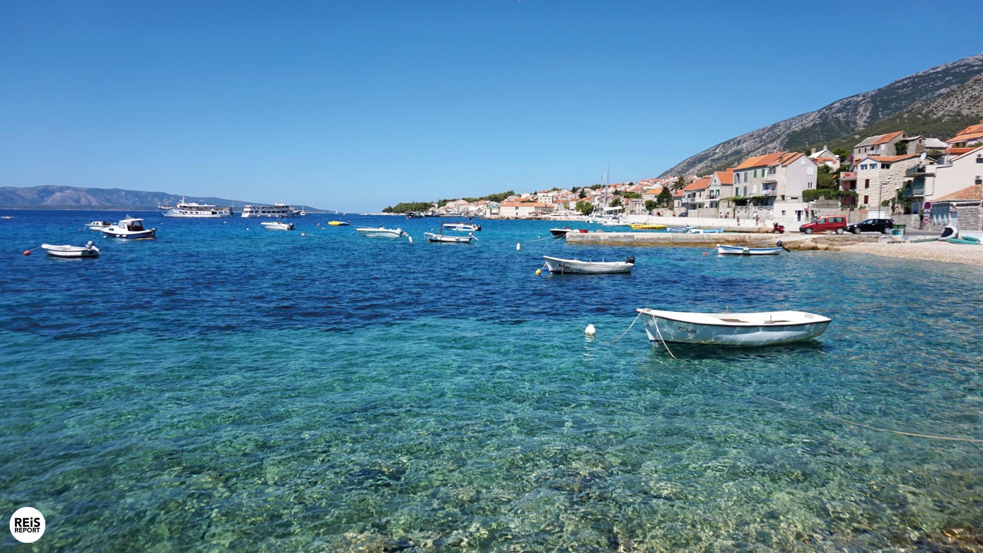 kroatie hoogtepunten stranden