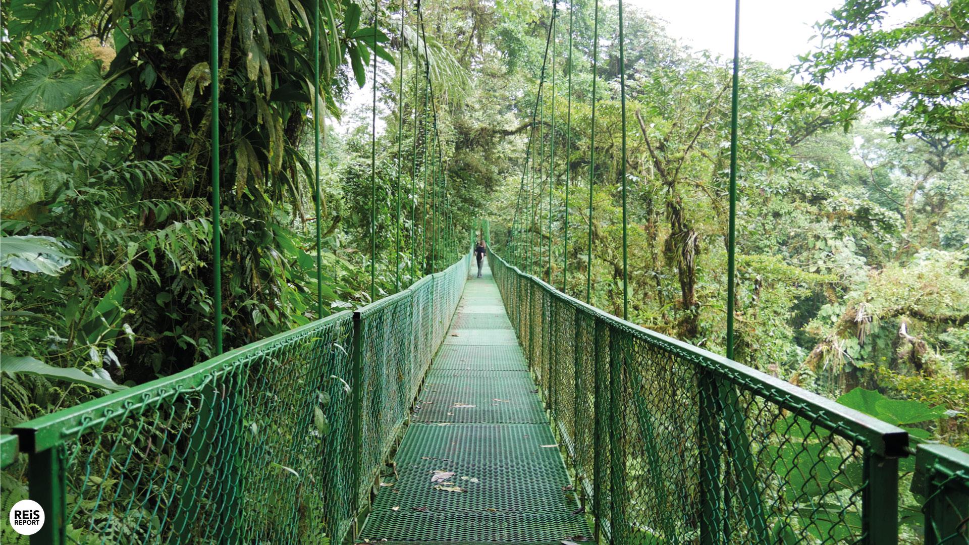 monteverde hangbruggen costa rica