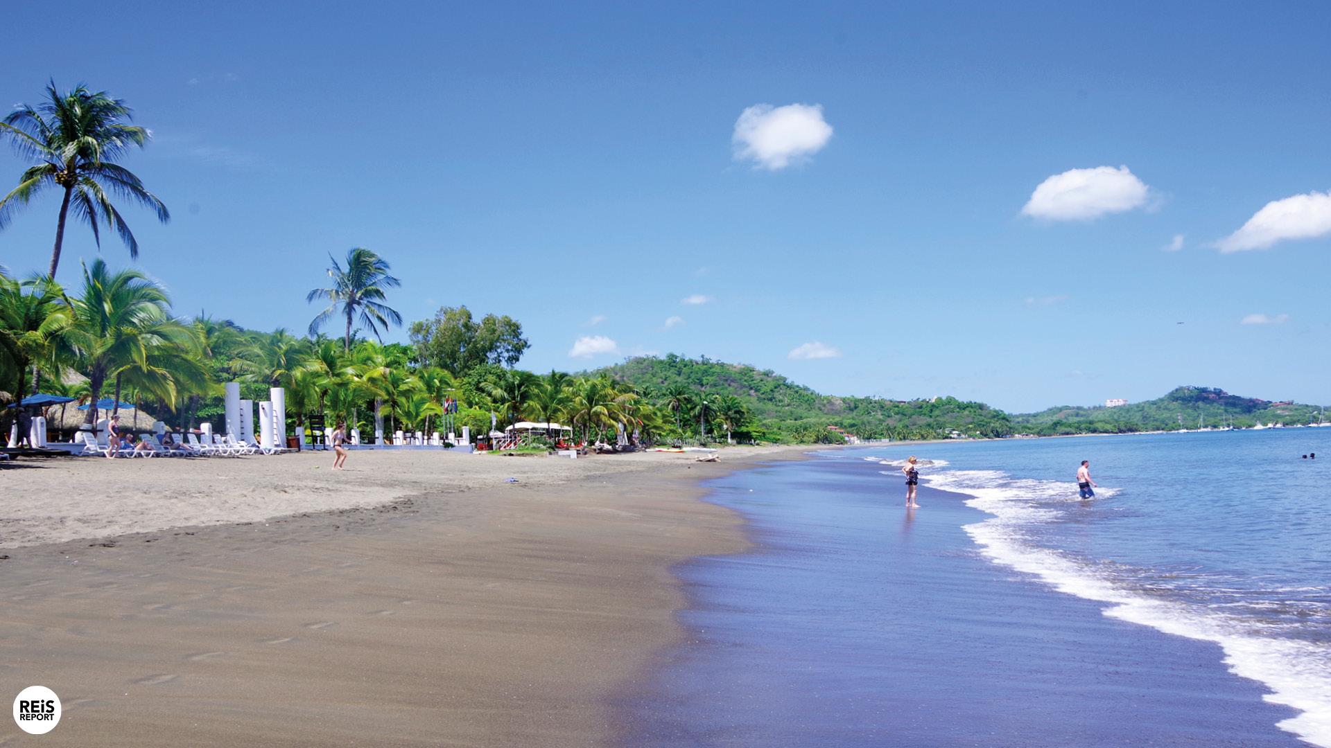 playa potrero costa rica