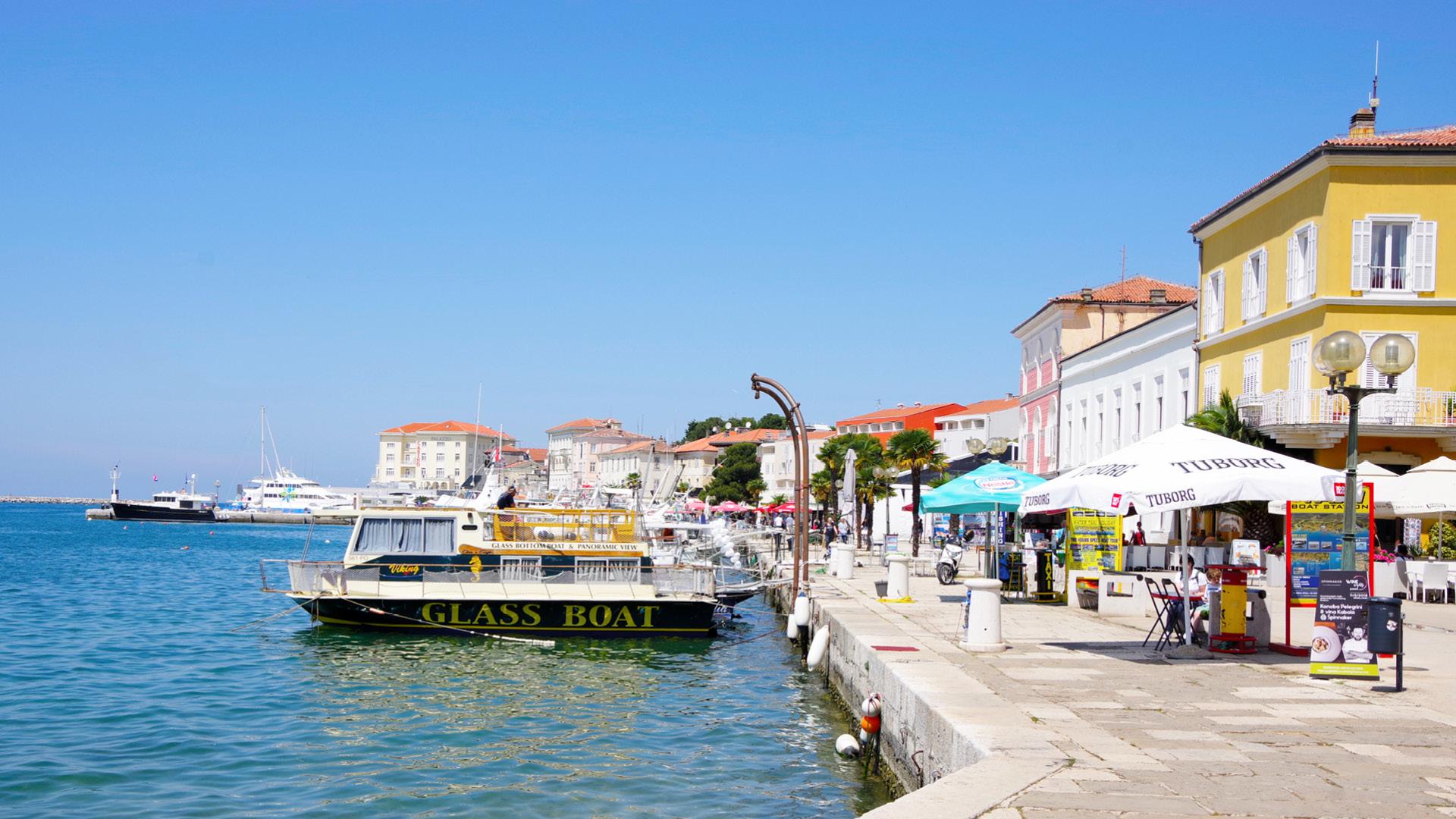 porec kroatie bezienswaardigheden
