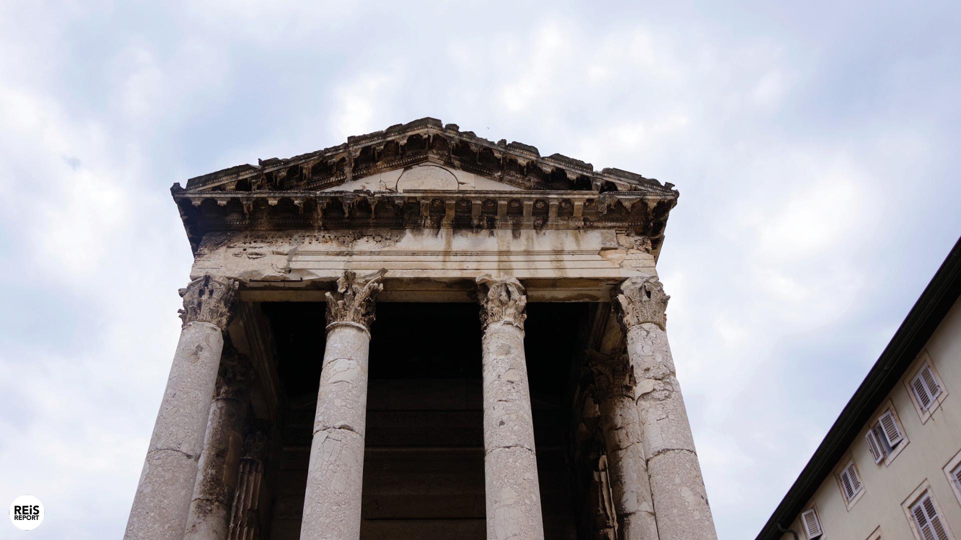 pula tempel van augustus