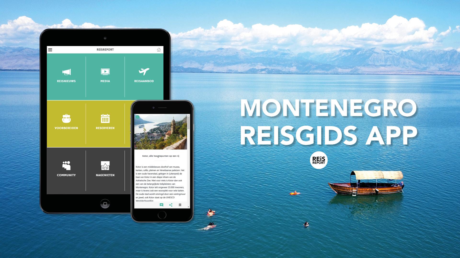 Montenegro reisgids