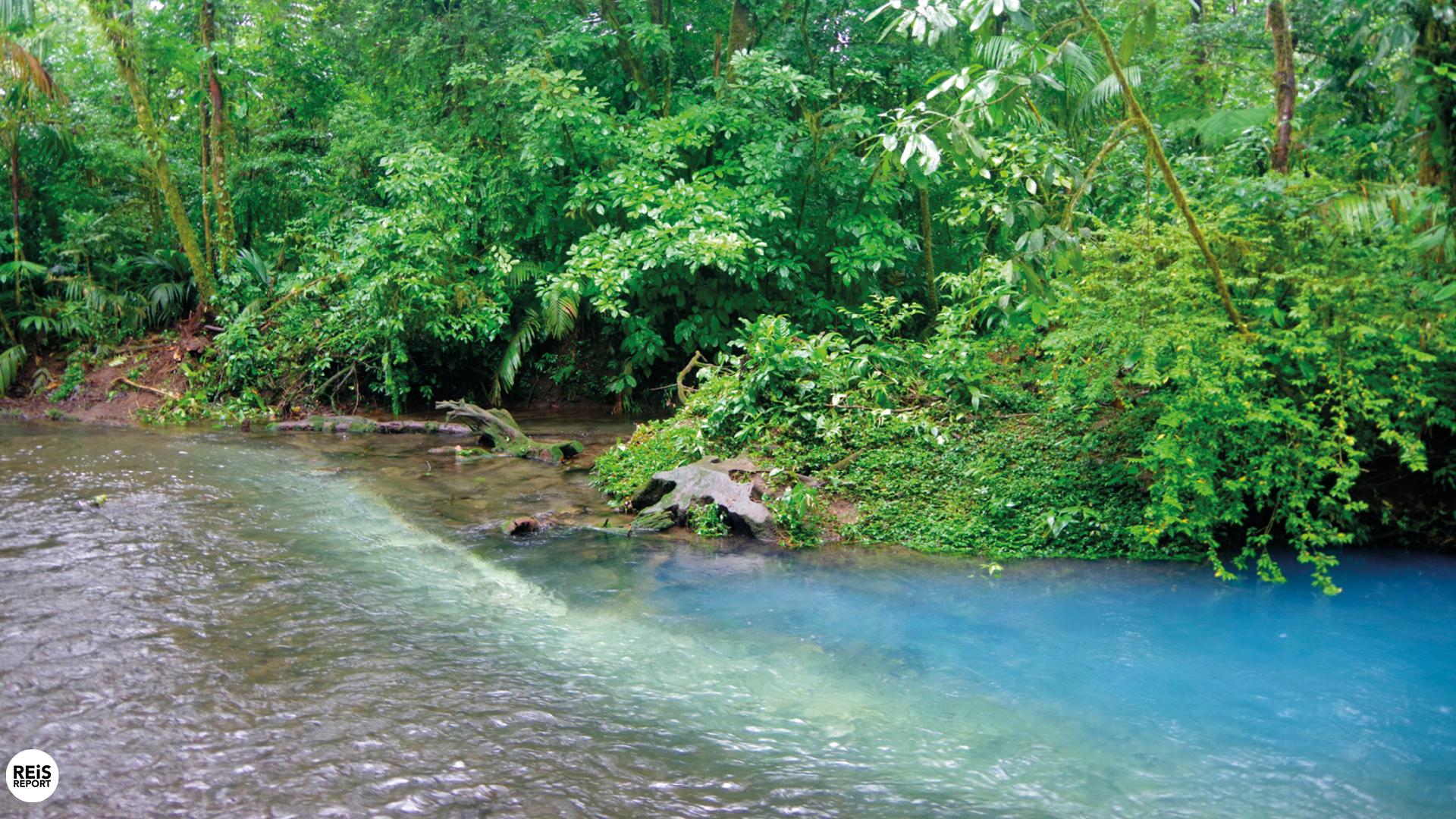 rio de celeste costa rica