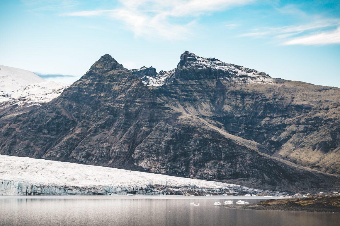 Höfn IJsland