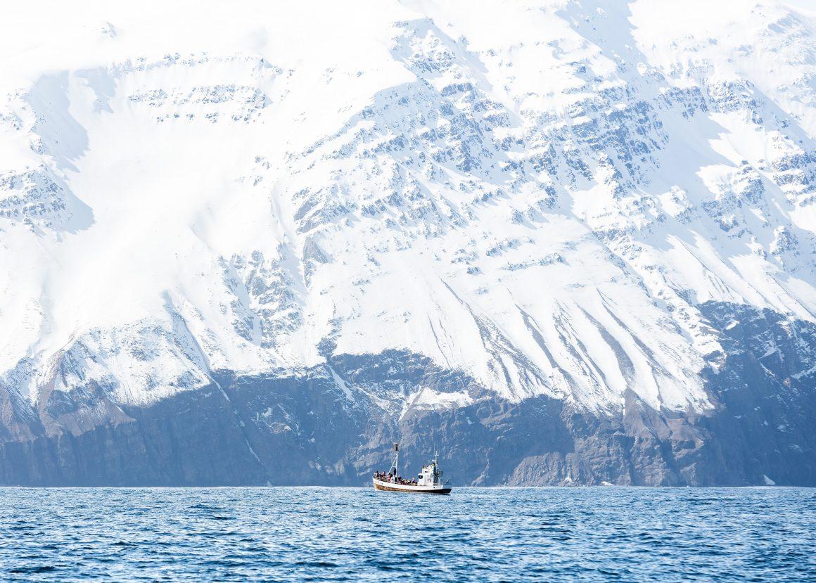 Húsavík IJsland