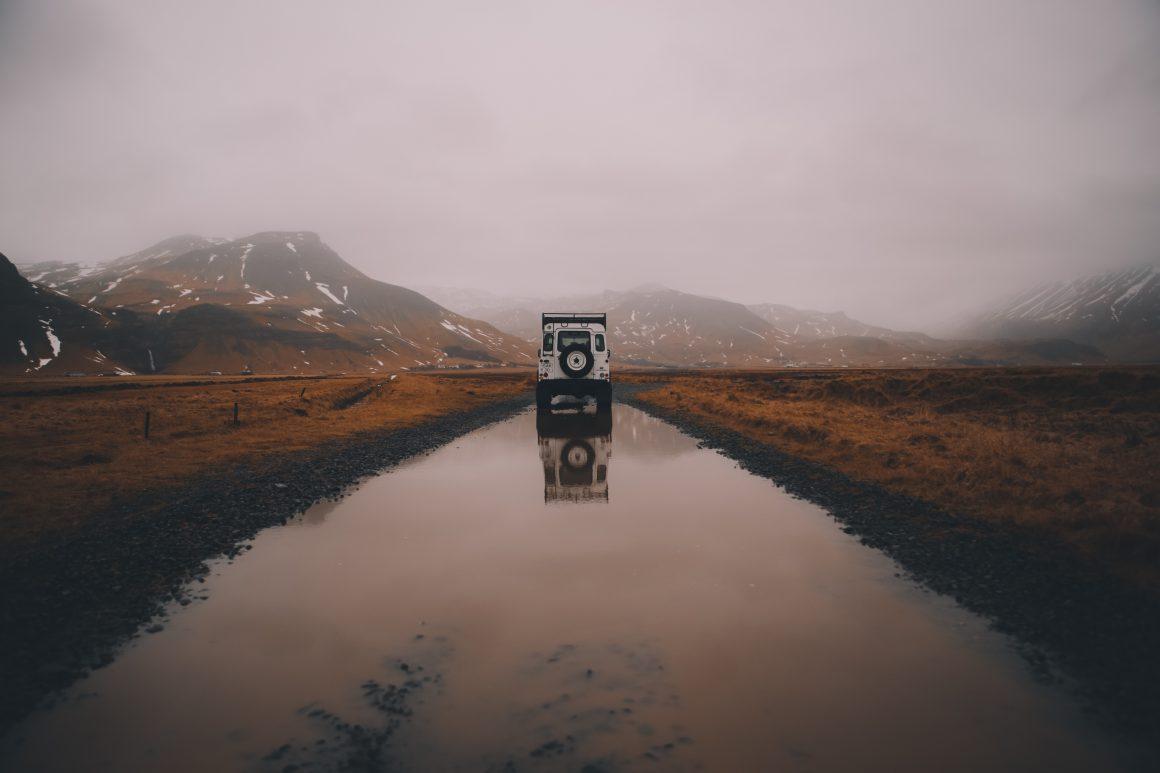 Skógar IJsland