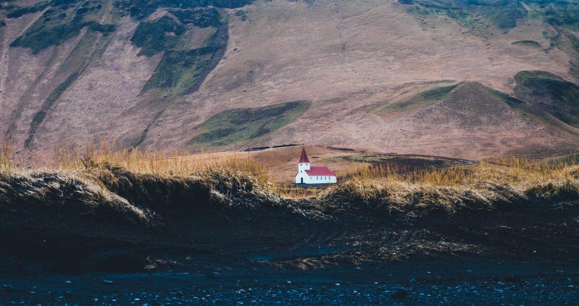 Vík IJsland