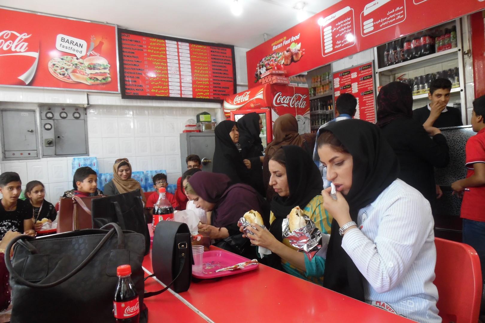 iran vegetarisch